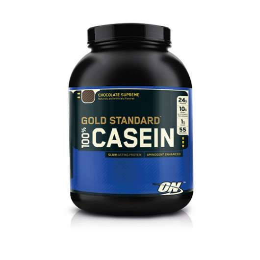 100% Casein Gold Standard 1820g - Chocolate Supreme
