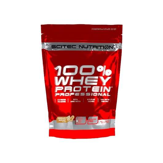 100% Whey Protein Professional, 500 g, Chocolate