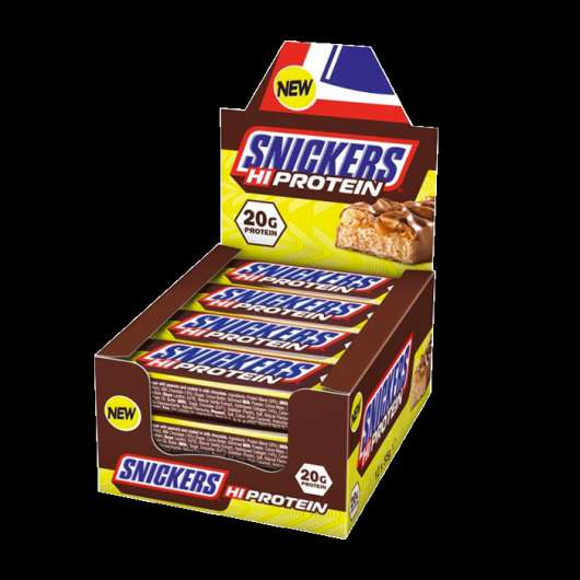 12 x Snickers Protein Bar, 55 g