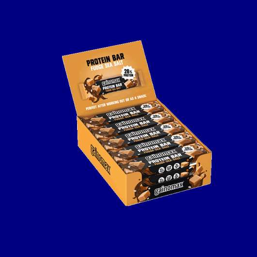 15 x Gainomax Protein Bar, 60 g