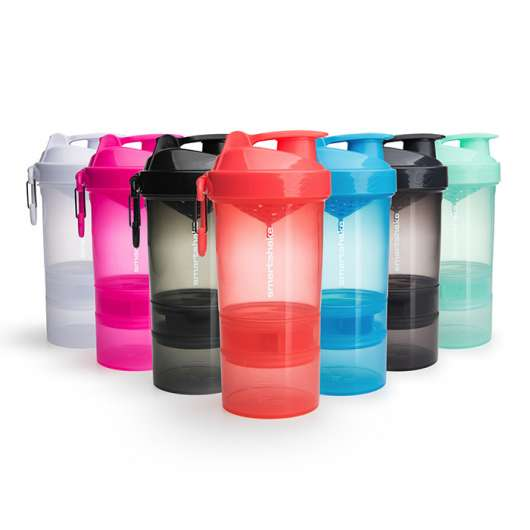 2 x Smartshake Original2GO 600ml