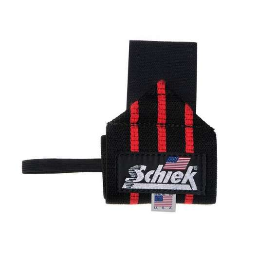 24 Inch Heavy Duty Wrist Wraps, Black