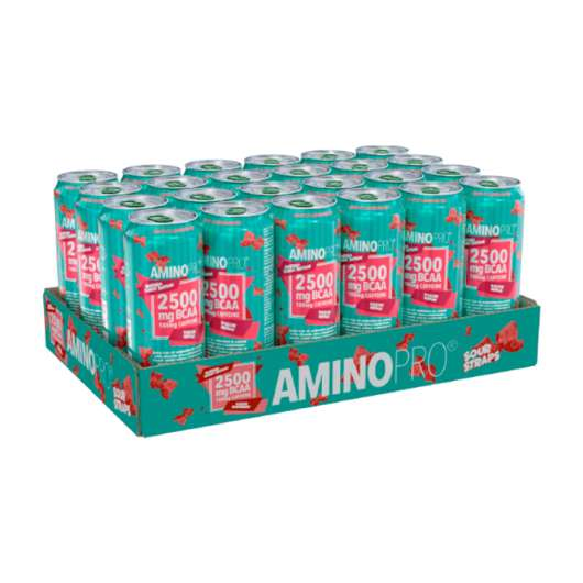 24 x AminoPRO Candy Edition, 330 ml