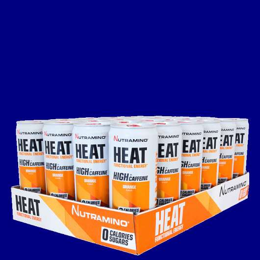 24 x Nutramino HEAT, 330 ml