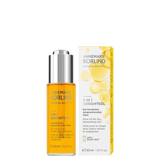 3 in 1 Facial Oil, 30 ml