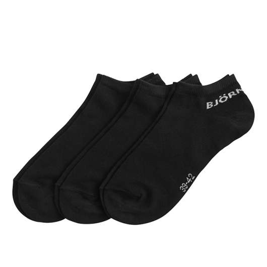 3-pack Essential Steps, Black