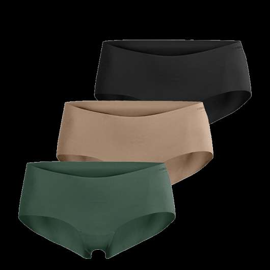 3-Pack Seasonal Solid Hattie Hipster, Duck Green