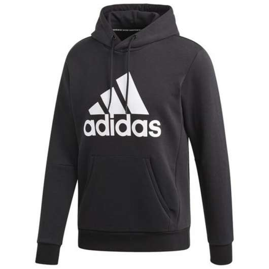 ADIDAS Badge of Sport Pullover Hoodie, Black