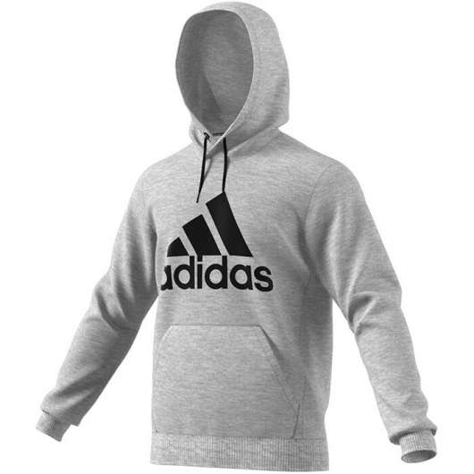 ADIDAS Badge of Sport Pullover Hoodie, Grey