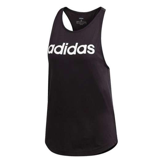 Adidas Essential Linear Loose Tank, Black