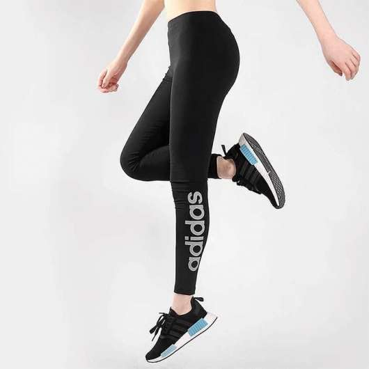 Adidas Essential Linear Tights, Black