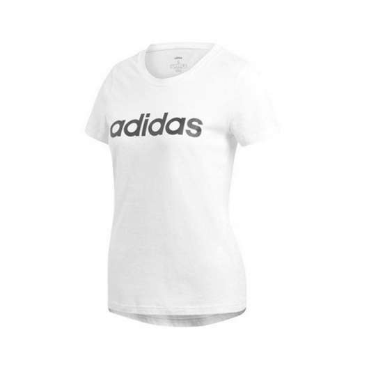 Adidas Essential Slim Tee, White