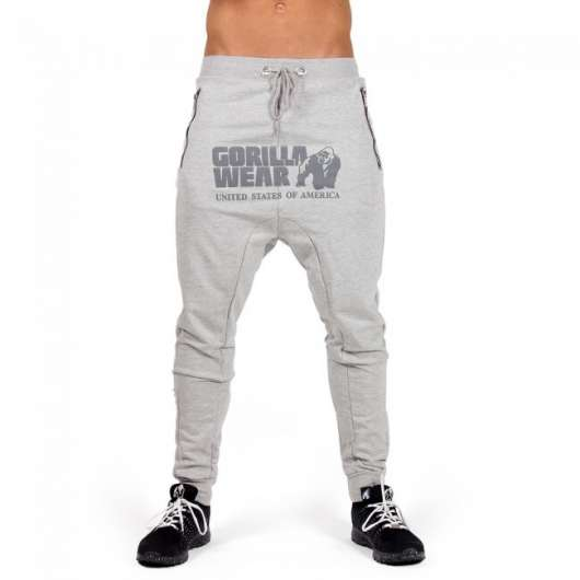 Alabama Drop Crotch, Grey