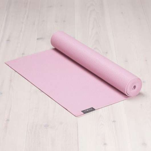 All-round Yoga mat Heather Pink, 6 mm