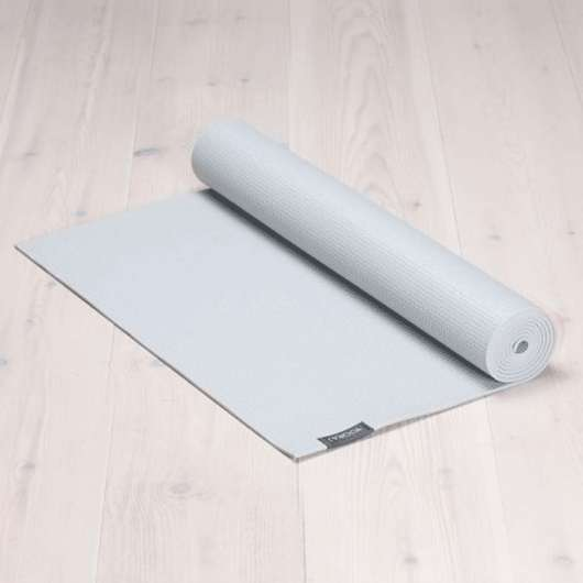 All-round Yoga mat Silver Grey, 4 mm