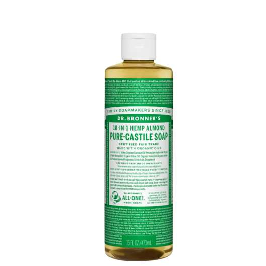 Almond Liquid Soap, 475 ml