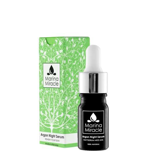 Argan Night Serum - Small, 5 ml