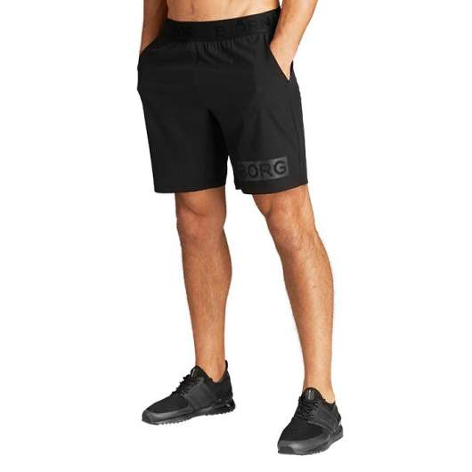 August Shorts, Black Radiate