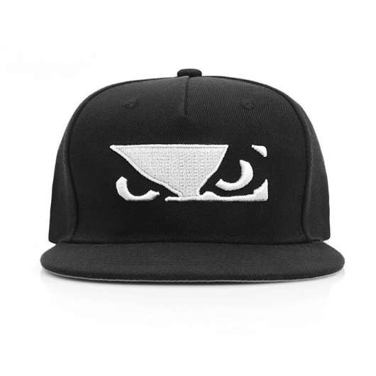BAD BOY Stand Out Snapback Hat, Black