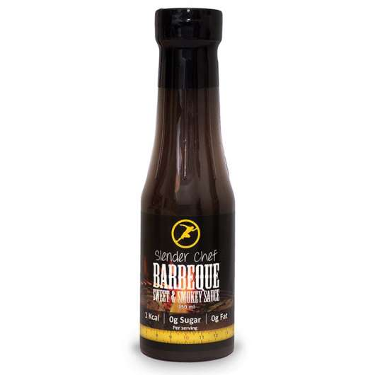 BARBEQUE Sweet and smokey, 350ml