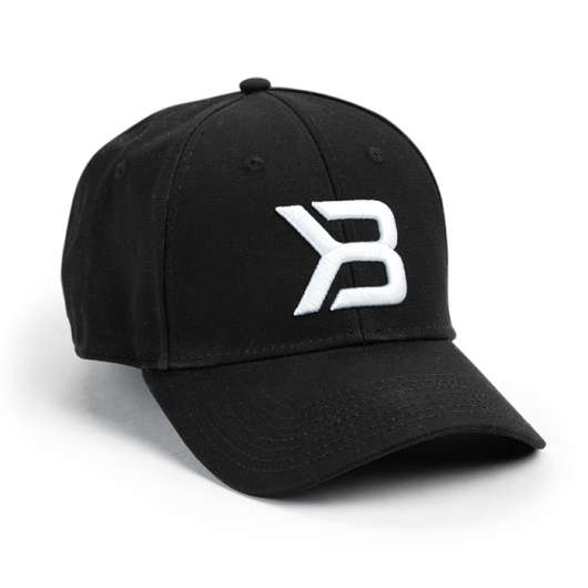 BB Baseball Cap, Black, OS