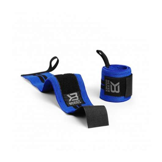 BB Wrist Wrap 18inch, Strong Blue