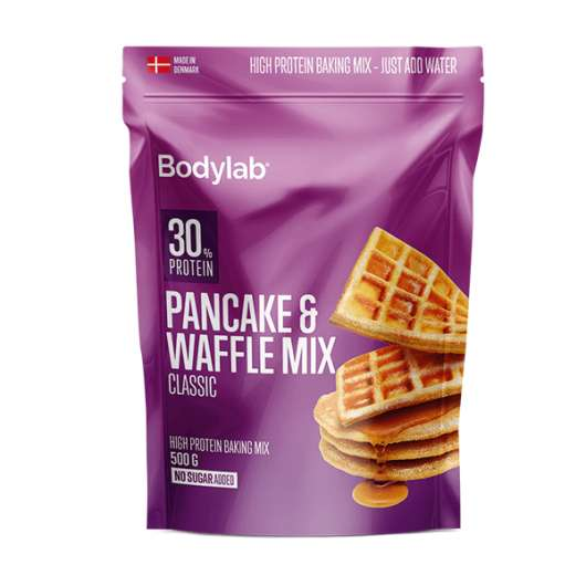 Bodylab Protein Pancake Mix 500g - Classic