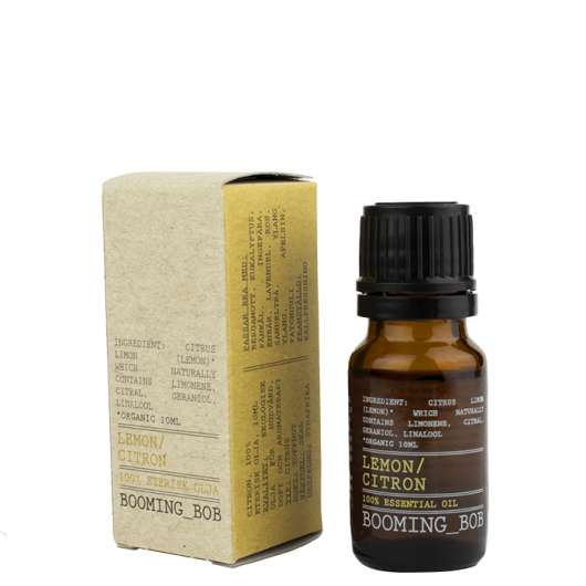 Booming Bob Essential oil - Citron, 10 ml