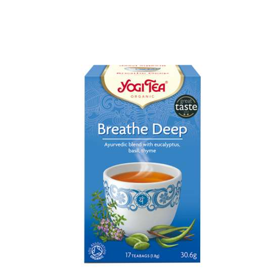 Breathe Deep, 17 tepåsar