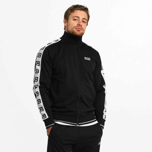 Bronx Track Jacket, Black