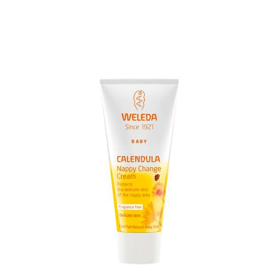 Calendula Nappy Change Cream, 75 ml
