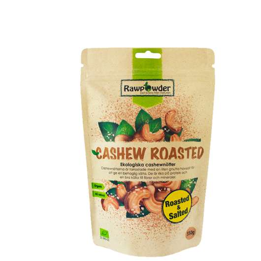 Cashew Roasted & Salted, 350 g
