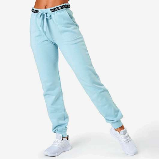 Chill Out Sweatpants, Dusty Blue