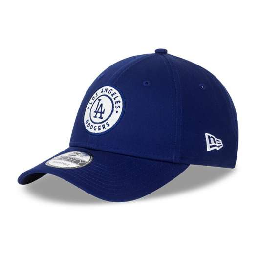 Circle Patch 940 Los Angeles Dodgers, Blue/White