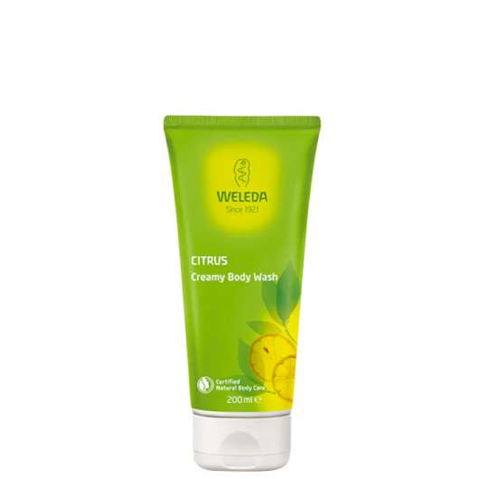 Citrus Creamy Body Wash, 200 ml