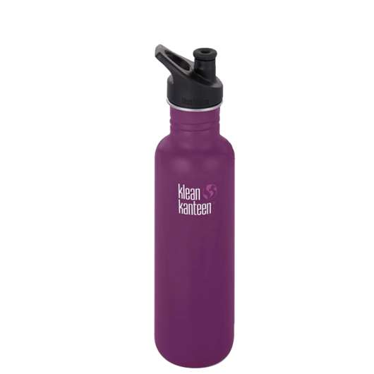 Classic w/Sport Cap Winter Plum, 800 ml