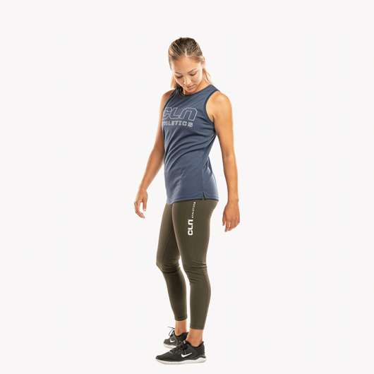 CLN Game ws Tank, Indigo Blue