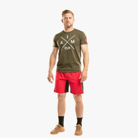 CLN Instructor T-shirt, Dark Olive