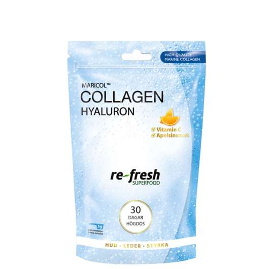 Collagen Hyaluron + C, 150 g