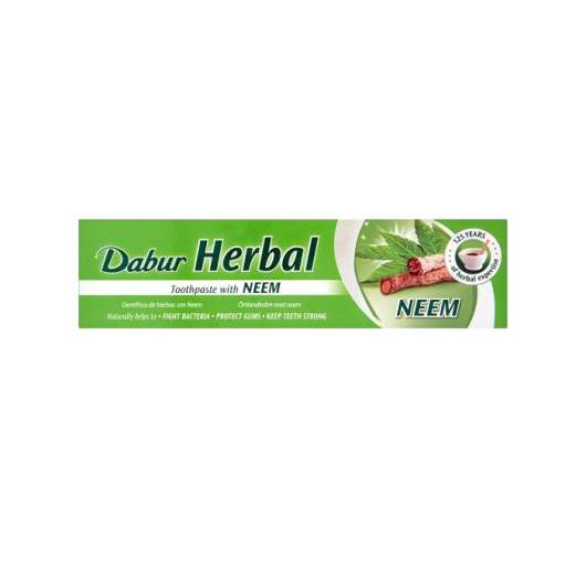Dabur Herbal Toothpaste with Neem, 100 g