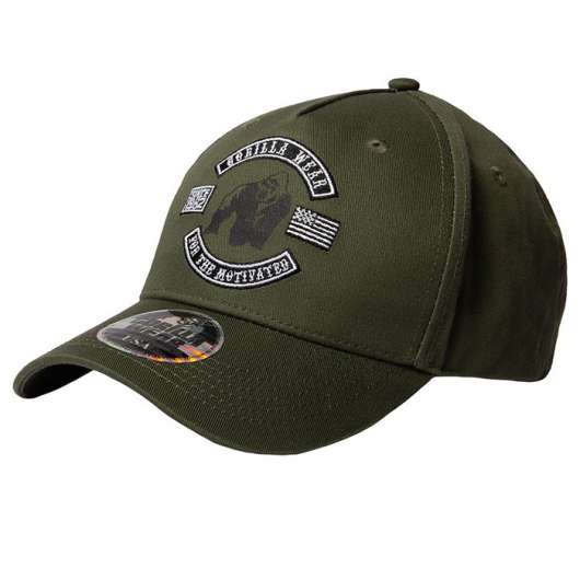 Darlington Cap, Army Green, OS