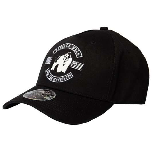 Darlington Cap, Black, OS
