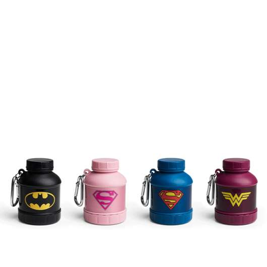 DC Comics WHEY2GO Funnel