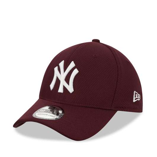 Diamond Era 3930 New York Yankees, Maroon/White