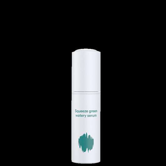 E Nature Squeeze Green Watery Serum, 40 ml