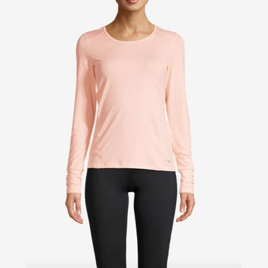 Essential Long Sleeve, Trigger Pink