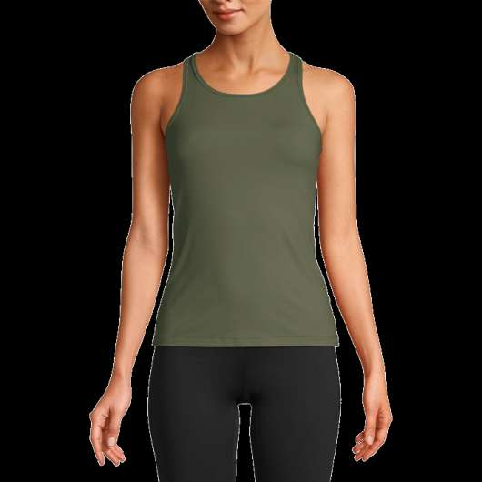 Essential Racerback, Northern Green