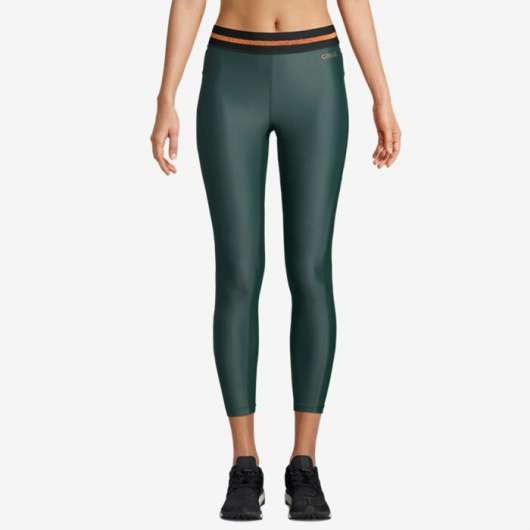 Fearless High Waist 7/8 Tights, Turning Green