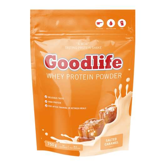 Goodlife Protein Powder, 750g