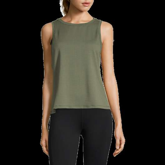 Iconic Loose Tank, Northern Green